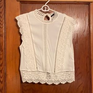 Forever 21 Lacy Top